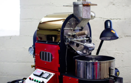 1kg- 120kg Roasters, Gas, and Electric